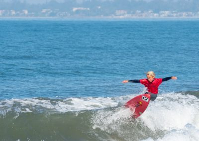 Logan Curry U14 Surf and Skate Champion