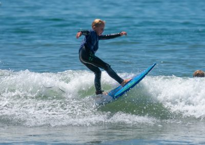Ronin Castorino U10 Surf Champion - 2 in a row