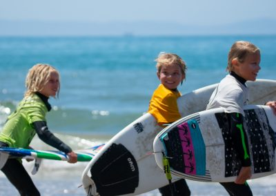 Surf and Skate it's all about fun- Maddox Keet, Dominic Arce, Eli Sears