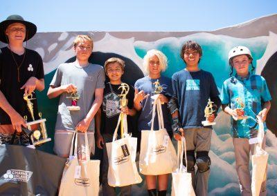 U14 Surf Finalists