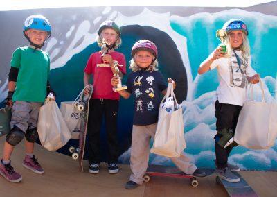 U8 Skate Finalists