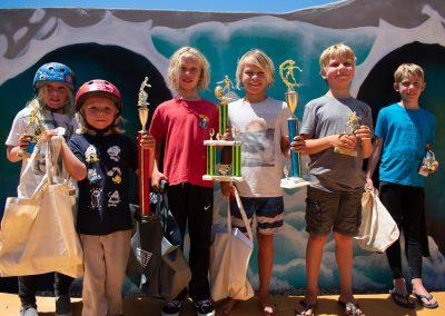 U8 Surf Finalists